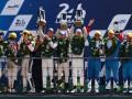 Порше в третий раз подряд выиграла гонку