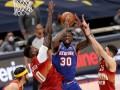 НБА: Вашингтон проиграл Милуоки, Денвер выиграл у Нью-Йорка