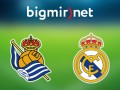 Реал Сосьедад - Реал Мадрид 0:3 трансляция матча чемпионата Испании