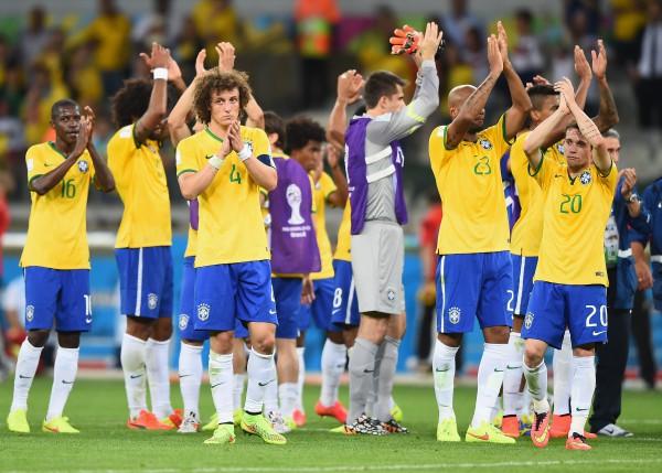 Сборная Бразилии разгромно проиграла Германии