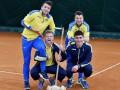 Ротань с Коноплянкой преподали урок теннисбола Зинченко и Малиновскому