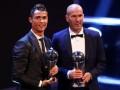 Роналду: Зидан говорил мне, что я имею значение в Реале