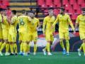 УЕФА перенес два матча сборной Украины