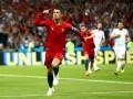 Роналду после первого гола испанцам потер воображаемую бороду