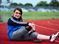 15-летняя девушка хочет ампутировать себе ногу ради Паралимпиады