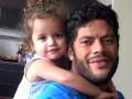 Игрок российского Зенита удочерил маленькую девочку