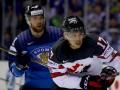 ЧМ по хоккею: Финляндия победила Канаду, Норвегия уступила России
