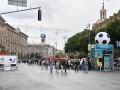 Киев определился с оператором фан-зоны Евро-2012