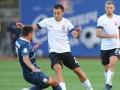 Заря - Сталь 0:1 видео гола и обзор матча чемпионата Украины