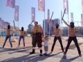 Активистка Femen стала двойником Александра Лукашенко