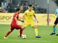 Португалия показала удручающую статистику в матчах с Украиной: 39 ударов и только 1 гол