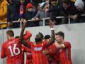 Стяуа - Лацио 1:0 видео гола и обзор матча Лиги Европы