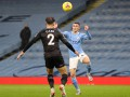 Манчестер Сити обыграл Астон Виллу в матче чемпионата Англии