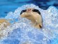 Украинка Дарья Зевина выиграла два золота Кубка мира по плаванию