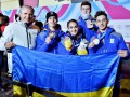 Украинские спортсмены завоевали первые медали Юношеской Олимпиады