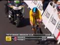 Бредли Уиггинс побеждает в первой разделке на Тур де Франс-2012