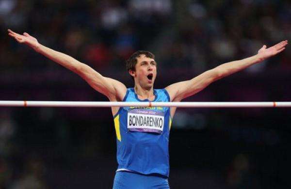 Богдан Бондаренко - новый рекордсмен Украины в прыжках в высоту