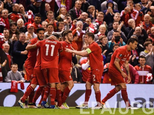 Ливерпуль ближе к победе в Лиге Европы, считают букмекеры