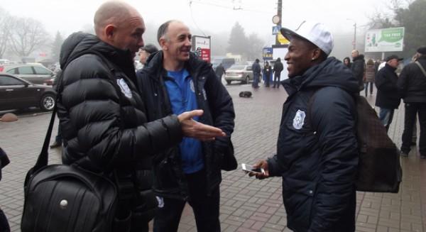 Черноморец не смог отправиться в Турцию из-за тумана