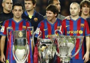 Список трех. Представители Барселоны разыграют между собой Золотой мяч