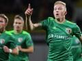 Впервые украинский клуб выиграл в групповой стадии этого евросезона
