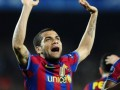 Дани Алвеш останется в Барселоне до 2015 года