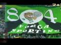 Бело-зеленый Лев. Представление Спортинга - соперника Металлиста по Лиге Европы