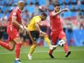 Игрока сборной Туниса стошнило на поле