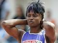 Чемпионка мира по легкой атлетике оштрафована за нападение на полицейских