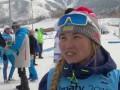 Белкина завоевала бронзу во втором женском спринте