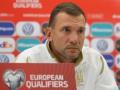 Шевченко дозаявил трех футболистов на матчи против Литвы и Португалии