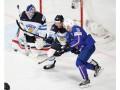 Франция одержала первую победу на ЧМ по хоккею