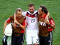 Игрок сборной Германии после финала ЧМ-2014 пожаловался на провалы в памяти