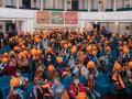 Шахтер поздравил юных болельщиков с новогодними праздниками