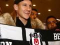 Вида в Бешикташе: как экс-защитника Динамо встречали в Стамбуле