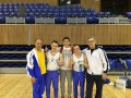 Украинские гимнасты завоевали пять золотых медалей на Кубке мира