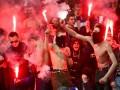 Фотогалерея. Невероятное шоу: Как фанаты на матче Динамо – Шахтер зажигали