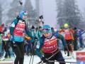 Биатлон: Джима и Меркушина побегут индивидуальную гонку в Эстерсунде