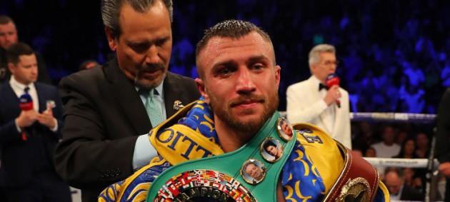 WBC примет решение по бою Ломаченко - Хэйни в октябре