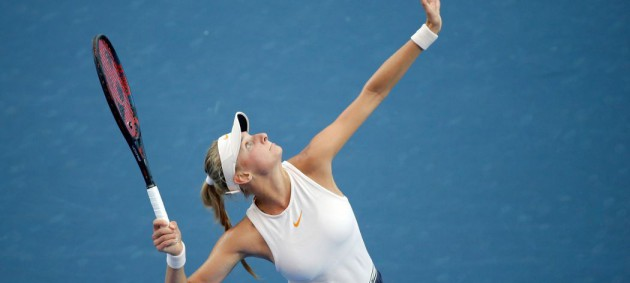 Ястремская вышла в полуфинал турнира в Люксембурге
