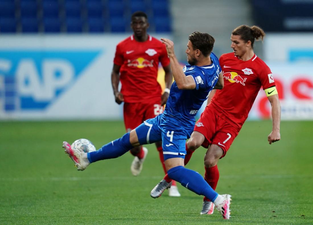 Хоффенхайм - Лейпциг: видео голов и обзор матча
