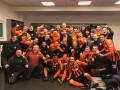 Игроки Шахтера сделали фото в раздевалке после победы над Динамо