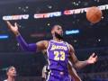 НБА: Лейкерс выиграл у Сан-Антонио, Орландо в овертайме уступил Денверу