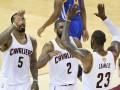 NBA: Кливленд обыграл Голден Стейт и перевел серию в седьмой матч