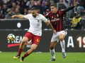 Милан - Рома 0:2 видео голов и обзор матча чемпионата Италии