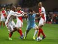 Манчестер Сити проиграл Монако, не сумев выйти в четвертьфинал Лиги чемпионов