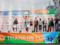 В Киеве впервые состоялись международные соревнования по триатлону