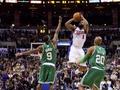 NBA: Селтикс проигрывают второй команде Лос-Анджелеса
