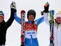 Словенская красавица выиграла второе золото на Олимпиаде в Сочи (ФОТО)