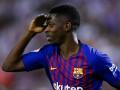 Барселона оштрафовала Дембеле за опоздание на тренировку